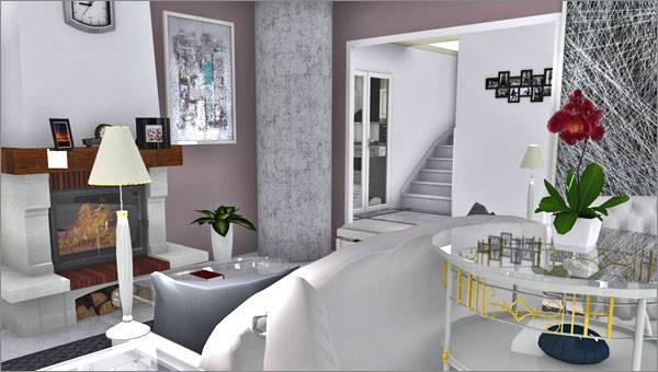 proyecto ganador del mes de octubre homebyme. Black Bedroom Furniture Sets. Home Design Ideas