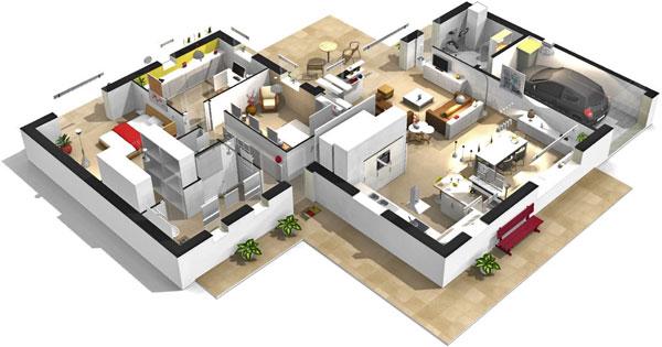 december homebyme. Black Bedroom Furniture Sets. Home Design Ideas