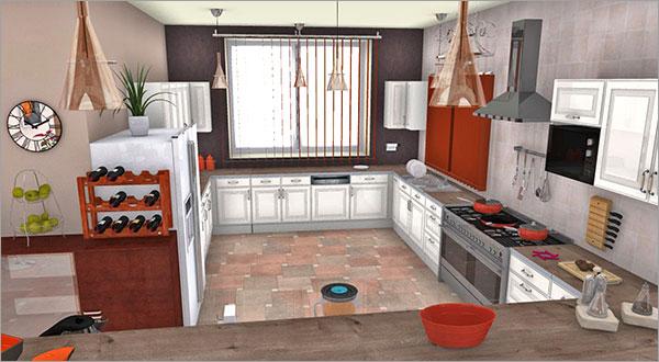 proyecto ganador del mes de febrero homebyme. Black Bedroom Furniture Sets. Home Design Ideas