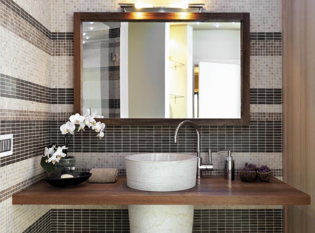 10 ideas para la decoración del cuarto de baño   HomeByMe