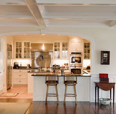 Cuisine ouverte ou cuisine ferm e homebyme for Ouvrir sa cuisine sur le sejour