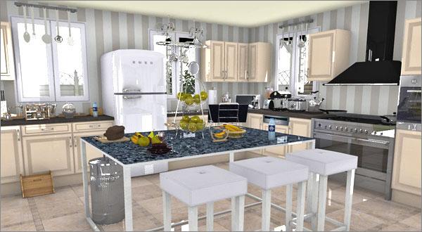 le projet du mois d 39 octobre sur homebyme homebyme. Black Bedroom Furniture Sets. Home Design Ideas