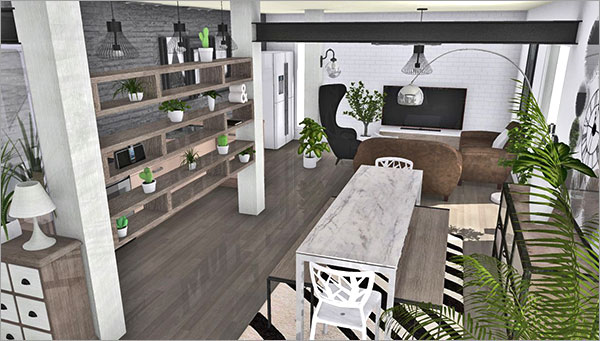 10 projets qui valent le d tour sur homebyme homebyme. Black Bedroom Furniture Sets. Home Design Ideas