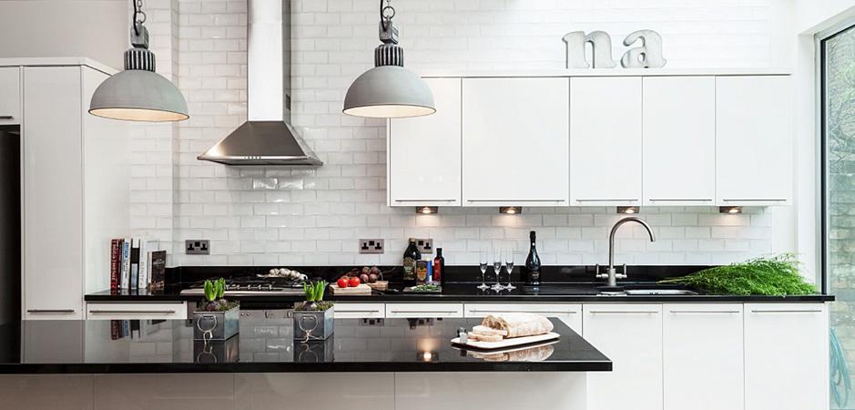offene oder geschlossene k che homebyme. Black Bedroom Furniture Sets. Home Design Ideas