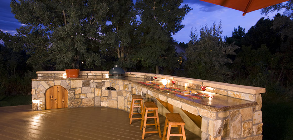 10 tips for designing the best outdoor kitchen | HomeByMe