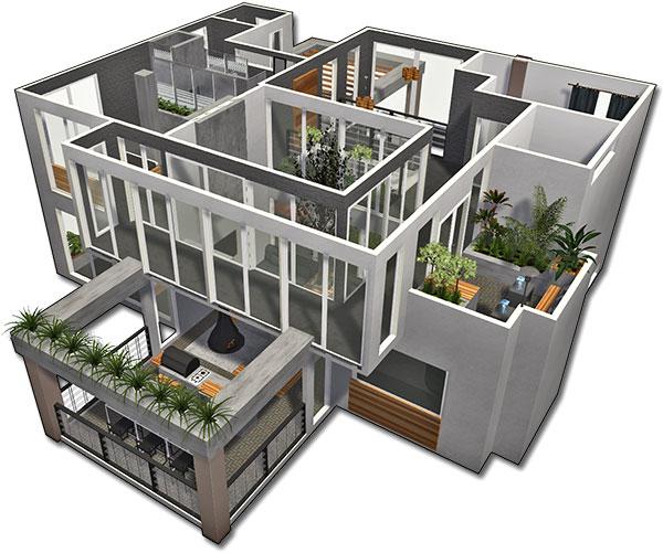 et le projet du mois d octobre est homebyme. Black Bedroom Furniture Sets. Home Design Ideas