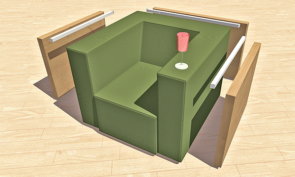 7 moyens d utiliser l upcycling dans vos projets homebyme homebyme. Black Bedroom Furniture Sets. Home Design Ideas
