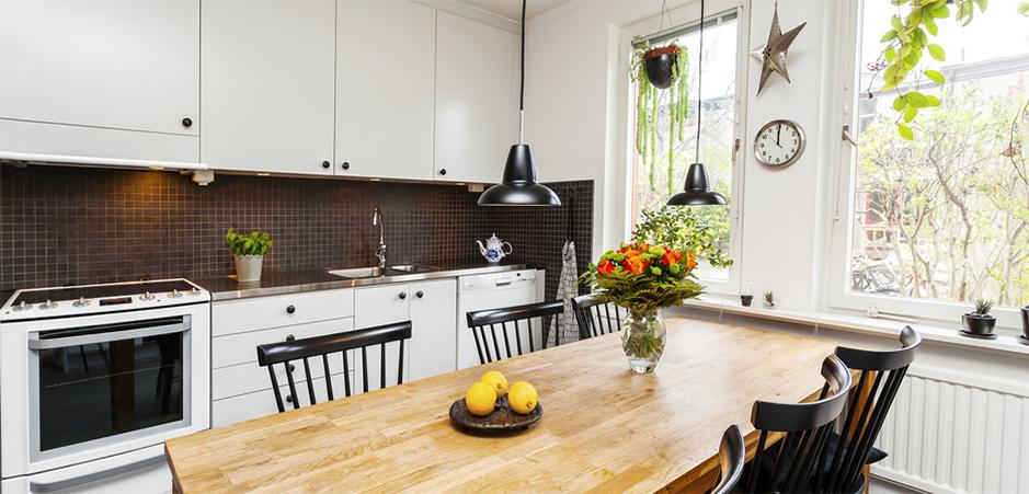 Organizar decorar su cocina ba o y zona exterior for Diseno cocinas paralelo